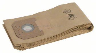BOSCH Papír-szűrőtasak 5db/csomag - GAS 55 (2607432036)