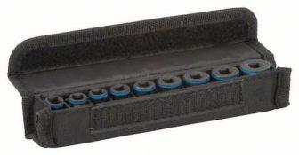 Bosch 9 részes dugókulcsbetét-készlet 6, 7, 8, 9, 10, 11, 12, 13, 14 mm (2608551096)