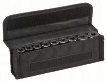 Bosch 9 részes dugókulcsbetét-készlet 7, 8, 10, 12, 13, 15, 16, 17, 19 mm