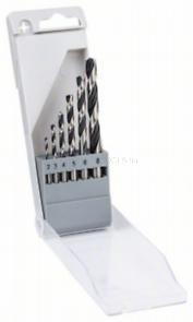 Bosch HSS PointTeQ spirálfúró, 6 db-os készlet (2608577346)