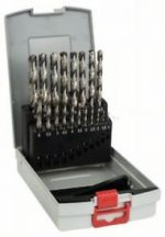 Bosch 19 részes ProBox HSS-G fémfúró készlet, DIN 338, 135°