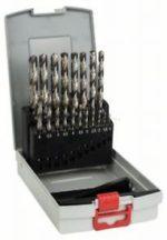 Bosch 19 részes ProBox HSS-G fémfúró készlet, DIN 338, 135° (2608587013)
