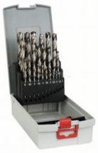 Bosch 25 részes ProBox HSS-G fémfúró készlet, DIN 338, 135°