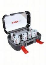 Bosch 8 részes univerzális készlet, Endurance for Heavy Duty keményfém körkivágó 22, 25, 35, 51, 60, 68mm (2608594183)