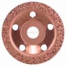 Bosch Keményfém fazékkorong 115mm - durva (2608600175)