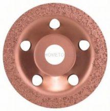 Bosch Keményfém fazékkorong 115mm - finom