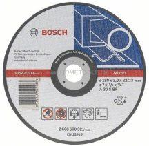 BOSCH fémvágó tárcsa 115 mm-es