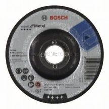 Bosch Nagyolótárcsa, hajlított, Expert for Metal 125mm (2608600223)