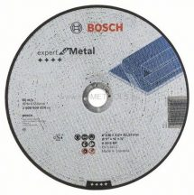 BOSCH Darabolótárcsa 230mm egyenes Expert for Metal (2608600324)
