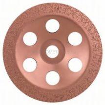 Bosch Keményfém fazékkorong 180mm - finom (2608600362)