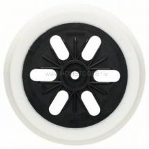 Bosch Csiszolótányér puha, GEX 125-150 AVE; GEX 150 AC; GEX 150 Turbo 150 mm (2608601115)