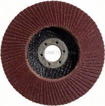 Bosch X431 legyező csiszolótárcsa 80-as, Standard for Metal (2608601276)