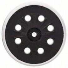Bosch Alátéttányér GEX 125-150 AVE középkemény, 125 mm (2608601607)