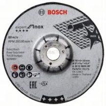 Bosch GWS 12V-76 Expert for INOX 2 db x 76 x 4 x 10 mm csiszolótárcsa (2608601705)