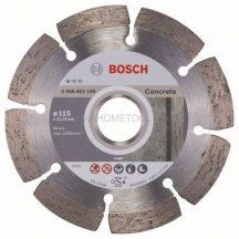 BOSCH Standard for Concrete gyémánt darabolótárcsák több méretben (2608602196)