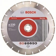 BOSCH Standard for Marble Gyémánt darabolótárcsa 230mm (2608602283)