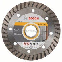 BOSCH Standard for Universal Turbo gyémánt darabolótárcsa több méretben