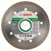 BOSCH Best for Ceramic Extraclean Turbo gyémánt darabolótárcsák