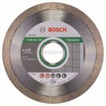 BOSCH  Standard for Ceramic Gyémánt darabolótárcsa több méretben