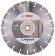 Gyémánt darabolótárcsa, Standard for Concrete kivitel asztali és benzinüzemű körfűrészekhez több méretben