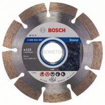 BOSCH Standard for Stone Gyémánt darabolótárcsa több méretben