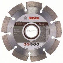 BOSCH Standard for Abrasive Gyémánt darabolótárcsa több méretben (2608602615)