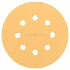 BOSCH csiszolólapok C470 Best for Wood and Paint Ø 125 mm 8 lyuk 5db/csomag (2608605067)