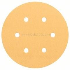 BOSCH csiszolólapok  C470 Best for Wood and Paint Ø 150 mm 6 lyuk 5db/csomag (2608605085)