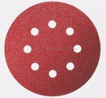 BOSCH csiszolólapok C430 Expert for Wood and Paint Ø 125 mm 8 lyuk 5db/csomag (2608605640)