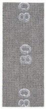 Bosch Csiszolórács 93 x 230 mm választható szemcseméretben 5db/csomag