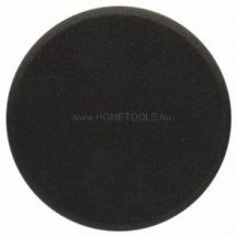 Bosch Habanyag korong, extra puha (fekete), Ø 170 mm (2608612025)