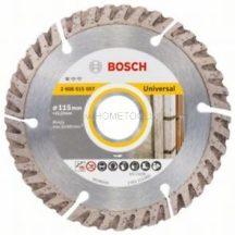 Bosch Gyémánt darabolótárcsa, Standard for Universal kivitel (2608615057)