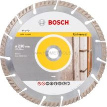 BOSCH Standard for Universal gyémánt darabolótárcsa 180 mm átmérő (2608615063)