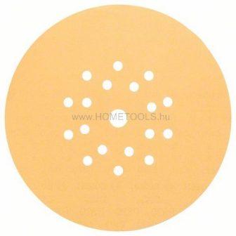 BOSCH csiszolólap 225mm fal- és mennyezetcsiszolókhoz C470 Best for Wood and Paint 19 lyuk 25 db-os készlet (2608621032)