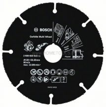 BOSCH Keményfém darabolótárcsa, Multi Wheel 125 mm (2608623013)