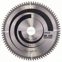BOSCH Multi Material körfűrészlap asztali körfűrészekhez