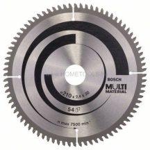 BOSCH Multi Material körfűrészlap asztali körfűrészekhez (2608640445)