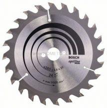 BOSCH Optiline Wood körfűrészlapok kézi körfűrészekhez (2608641167)