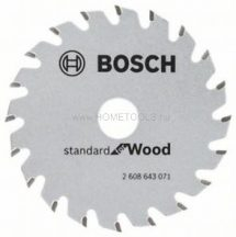 Bosch Körfűrészlap, Optiline Wood 85mm GKS 12V-26-hoz
