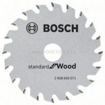 Bosch Körfűrészlap, Optiline Wood 85mm GKS 12V-26-hoz
