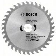 Bosch Eco for wood körfűrészlap választható méretekben