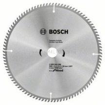 Bosch Eco for Wood Körfűrészlapok gérvágó és asztali körfűrészekhez (2608644383)
