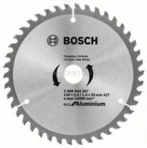 Bosch Eco for Aluminium körfűrészlap választható méretekben (2608644387)