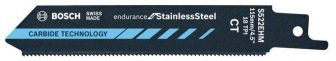 BOSCH S 522 EHM Szablyafűrészlap - Endurance for Stainless Steel (2608653096)