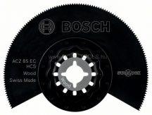 Bosch HCS szegmens fűrészlap, ACZ 85 EC Wood