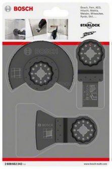 Bosch 3 részes csempézőkészlet (2608662342)