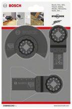 Bosch 3 részes univerzális készlet