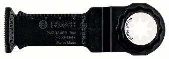 Bosch PAIZ 32 APB BIM merülőfűrészlap, Wood and Metal (2608662558)