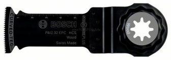 Bosch PAIZ 32 EPC HCS merülőfűrészlap, Wood (2608662561)