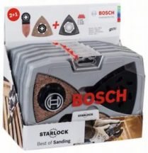 Bosch Starlock Best of Sanding Set készlet, 6 részes (2608664133)